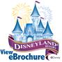 Disneyland brochure