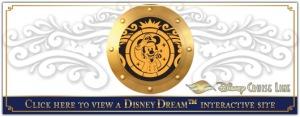 Disney Dream banner