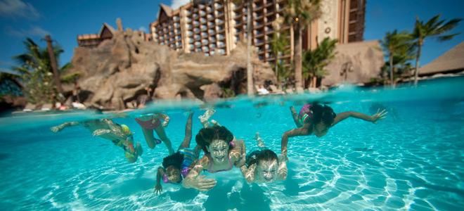 Nights For The Price Of At Aulani Disneys Hawaiian Paradise - Aulani discounts