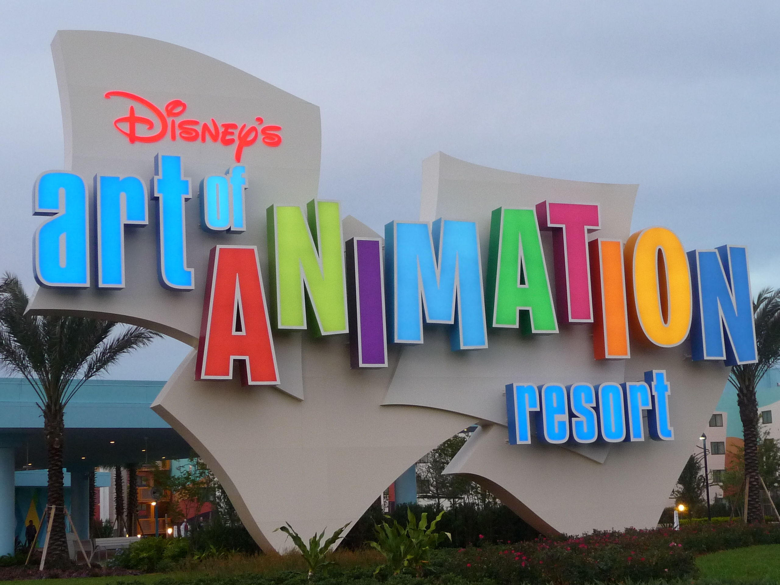 Disney s art of animation resort disney s art of animation